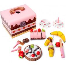 Aga4Kids kufrík s cukrovinkami CANDY WORLD Preview