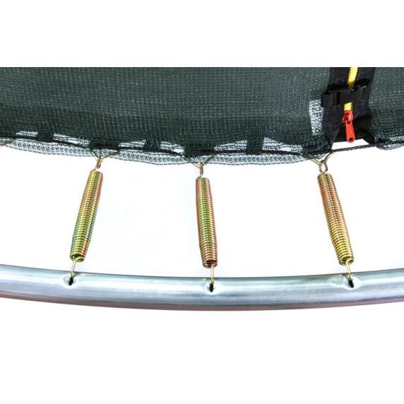 Aga SPORT FIT Trampolína 305 cm Light Green s vnútornou ochrannou sieťou