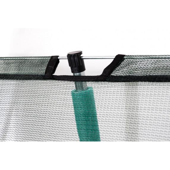 Aga SPORT FIT Trampolína 366 cm Light Green s vnútornou ochrannou sieťou