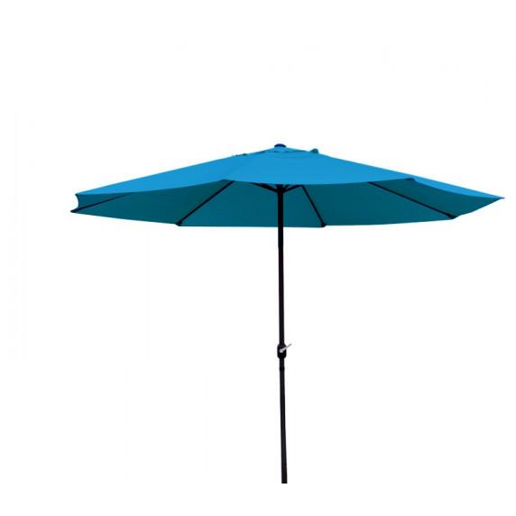 Aga Classic 400 cm slnečník - modrá