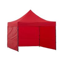 AGA predajný stánok 3S POP UP 2x2 m Red