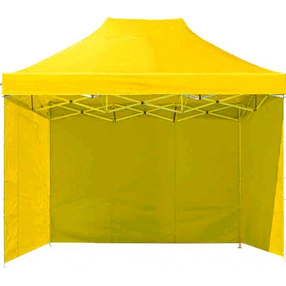 AGA predajný stánok 3S POP UP 2x2 Yellow