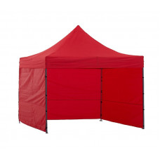 AGA predajný stánok 3S POP UP  2x3 m Red Preview