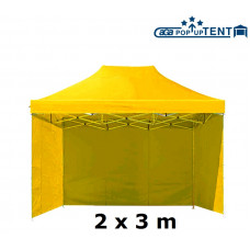 AGA predajný stánok 3S POP UP 2x3 m Yellow Preview