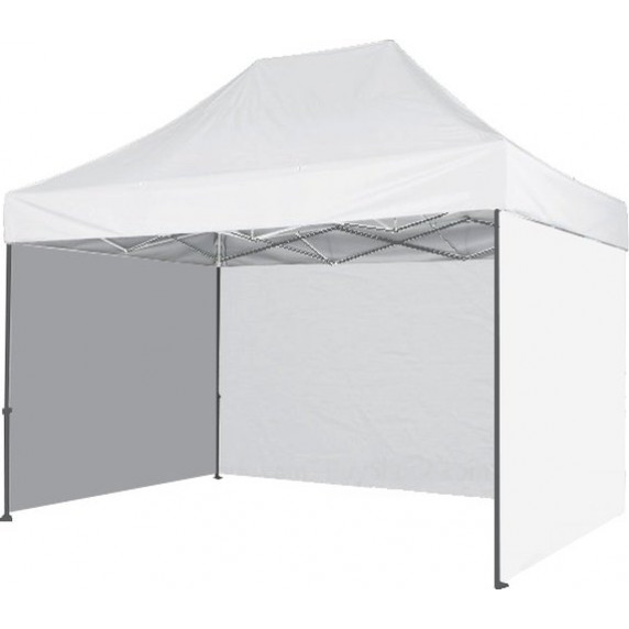 AGA predajný stánok 3S POP UP 2x2 m White