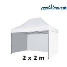 AGA predajný stánok 3S POP UP 2x2 m White Preview