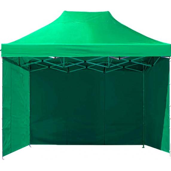 AGA predajný stánok 3S POP UP 3x3 m Green