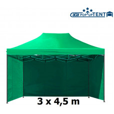 AGA predajný stánok 3S POP UP 3x4,5 m Green Preview