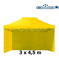 AGA predajný stánok 3S POP UP 3x4,5 m Yellow Preview
