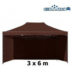 AGA predajný stánok 3S POP UP 3x6 m Brown Preview
