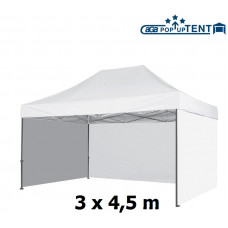 AGA predajný stánok 3S POP UP 3x4,5 m White Preview