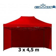 AGA predajný stánok 3S POP UP 3x4,5m Red Preview