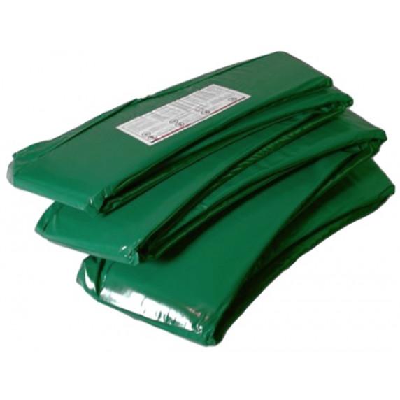 AGA SPORT PRO Trampolína 430/427 cm Green s ochrannou sieťou