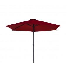 AGA záhradný slnečník CLASSIC 400 cm Dark Red Preview