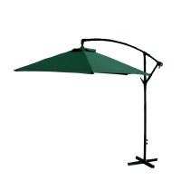 Aga Záhradný slnečník EXCLUSIV BONY 300 cm Dark Green