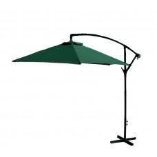 AGA záhradný konzolový slnečník EXCLUSIV BONY 300 cm Dark Green Preview