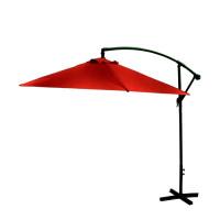 Aga Záhradný slnečník EXCLUSIV BONY 300 cm Dark Red