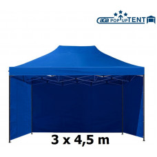 AGA predajný stánok 3S POP UP 3x4,5 m Blue Preview