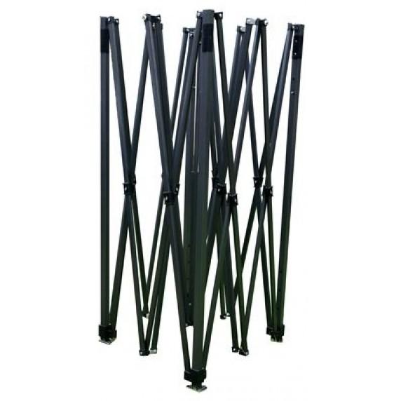 AGA predajný stánok 3S POP UP 2x3 m Black