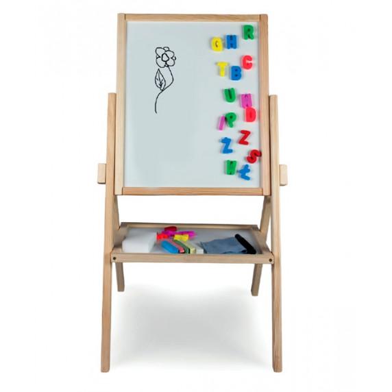 Inlea4Fun detská tabuľa RBMN NATURAL
