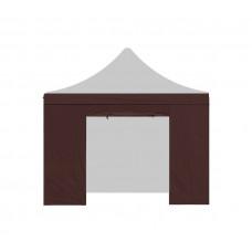AGA Bočnica s dverami POP UP 2 x 2 m hnedá Preview