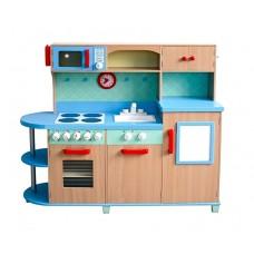 Aga4Kids detská kuchynka SKY BLUE Preview