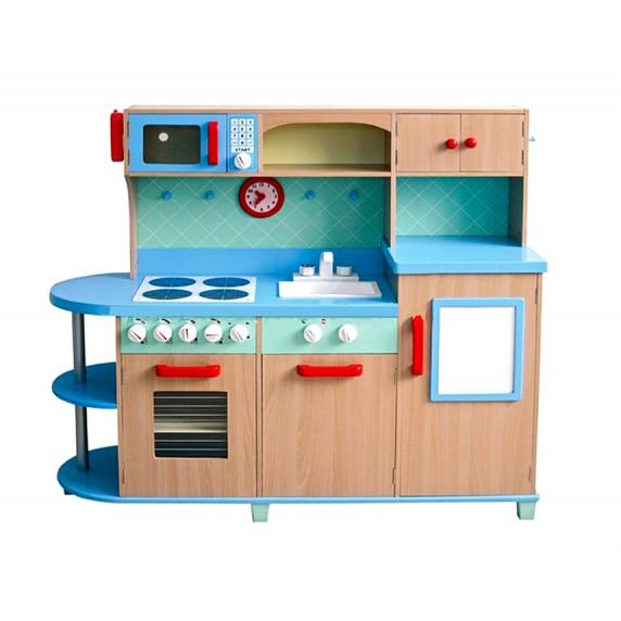 Aga4Kids detská kuchynka SKY BLUE