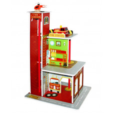 Aga4Kids Hracia súprava FIRE STATION Preview
