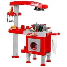 Aga4Kids Plastová kuchynka 008-83 Red Preview