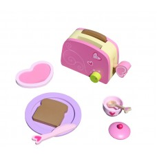 Aga4Kids Toaster BREAKFAST TOY Preview