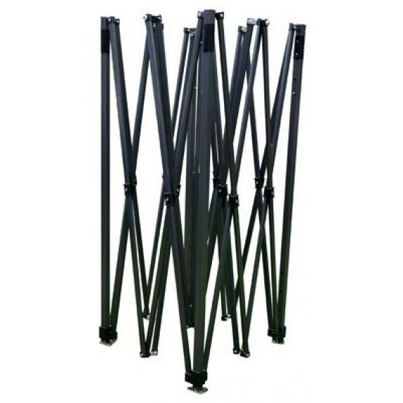 AGA predajný stánok 3S POP UP 3x6 m Black