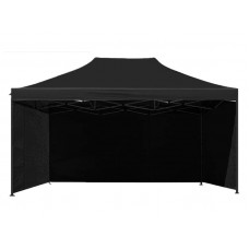 AGA predajný stánok 3S POP UP 3x6 m Black Preview