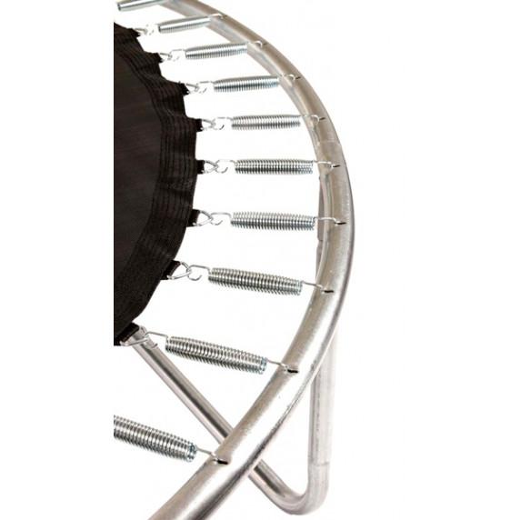 Aga SPORT PRO Trampolína 500 cm Green + ochranná sieť + rebrík + vrecko na obuv