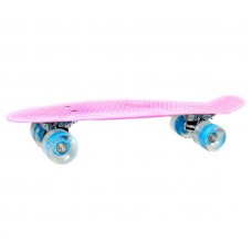 Aga Skateboard RETRO 7414 Pink Preview