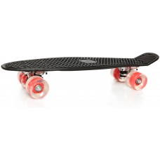 Aga Skateboard RETRO 7414 Black Preview