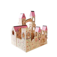 Aga4Kids domček pre bábiky CASTLE