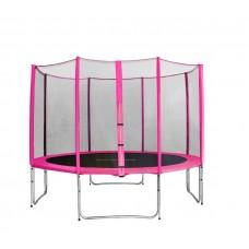 Aga SPORT PRO Trampolína 366 cm Pink s vonkajšou ochrannou sieťou Preview