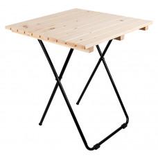 Záhradný stôl Linder Exclusiv MC4711 45 x 50 x 45 cm - prírodné drevo Preview