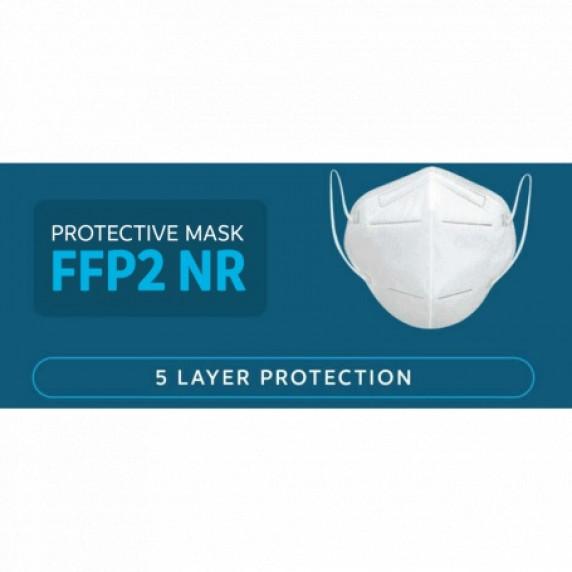 10 ks respirátor FFP2 NR Mediroc
