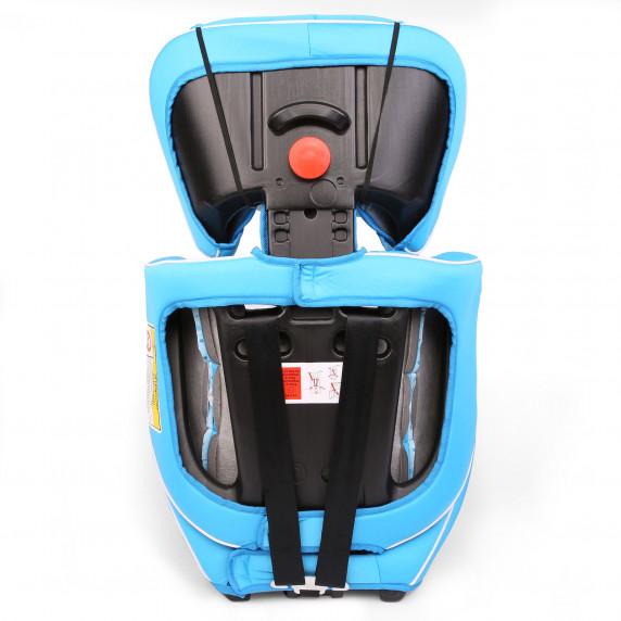 Kiduku Autosedačka 9-36 kg AKS-003 - Modrá