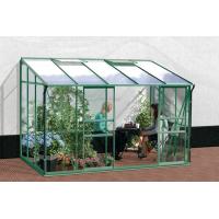 VITAVIA IDA skleník 6500 PC 6 mm zelený