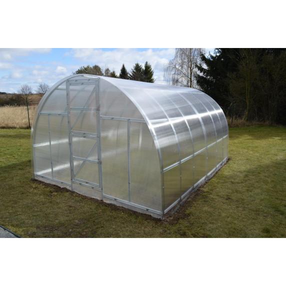 LANITPLAST skleník KYKLOP 3x4 m PC 4 mm