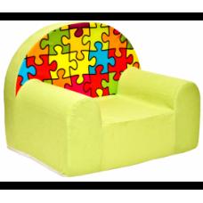 Aga detské kresielko MAXX 269 - Puzzle Preview