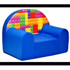 Aga detské kresielko MAXX 989 - Stavebnica Preview