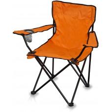 Linder Exclusiv kempingové kreslo ANGLER PO2468 oranžové Preview