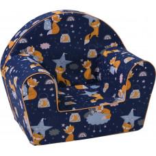 Aga Detské kresielko FBY25 - líška a hviezdičky Preview