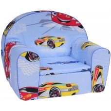 Aga Detské kresielko FBS2 - autíčka Preview