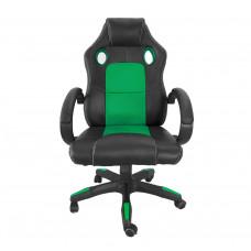Kancelárske kreslo Aga Racing MR2070 - zeleno-čierne Preview