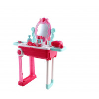 Aga4Kids detský toaletný stolík v kufríku HM853921