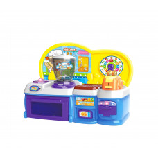 Aga4Kids Plastová Kuchynka HAPPY COOKING HM841840 Preview
